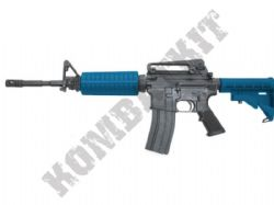 S&T M4A1 Assault Rifle Gas Blowback Airsoft BB Machine Gun Black & 2 Tone